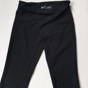 Zella Girl Cropped Workout Leggings, Size 10/12